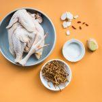 Cách nấu gà hầm đông trùng hạ thảo